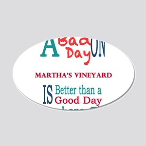 Marthas Vineyard Wall Decal