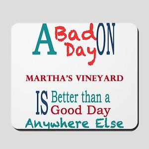 Marthas Vineyard Mousepad