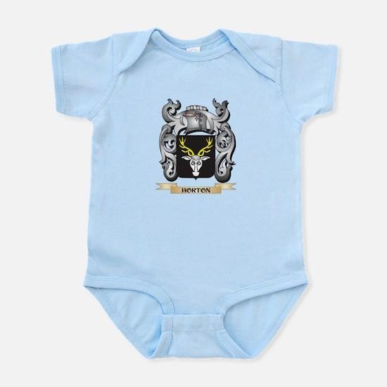 Horton Coat of Arms - Family Crest Body Suit