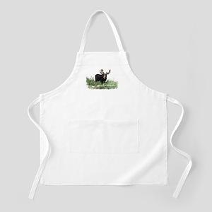 New Hampshire Moose Apron