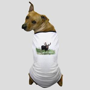 New Hampshire Moose Dog T-Shirt