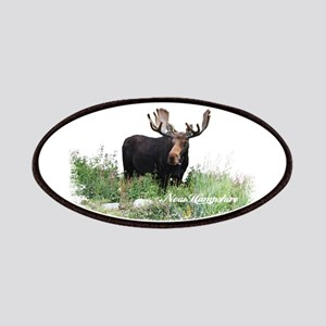 New Hampshire Moose Patches