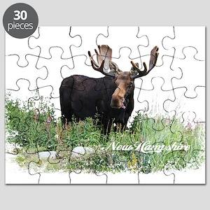 New Hampshire Moose Puzzle