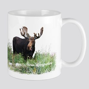 New Hampshire Moose Mug