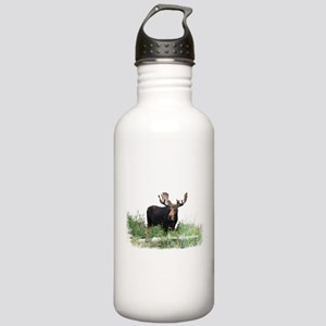 New Hampshire Moose Stainless Water Bottle 1.0L