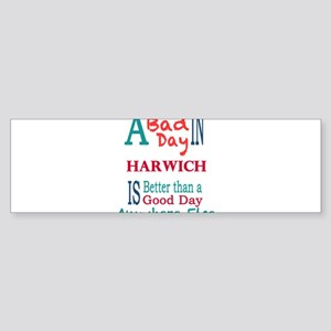 Harwich Bumper Sticker