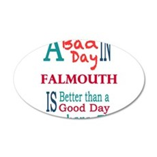 Falmouth Wall Decal