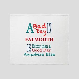 Falmouth Throw Blanket