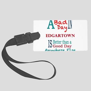Edgartown Luggage Tag