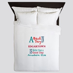 Edgartown Queen Duvet