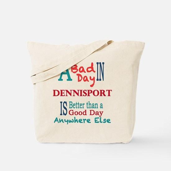 Dennisport Tote Bag