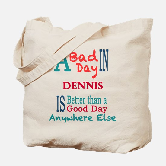 Dennis Tote Bag