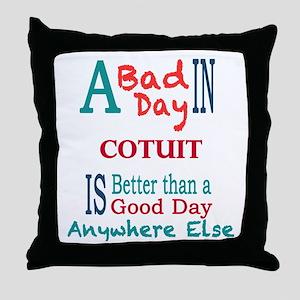 Cotuit Throw Pillow
