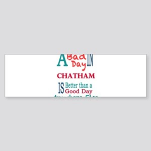Chatham Bumper Sticker