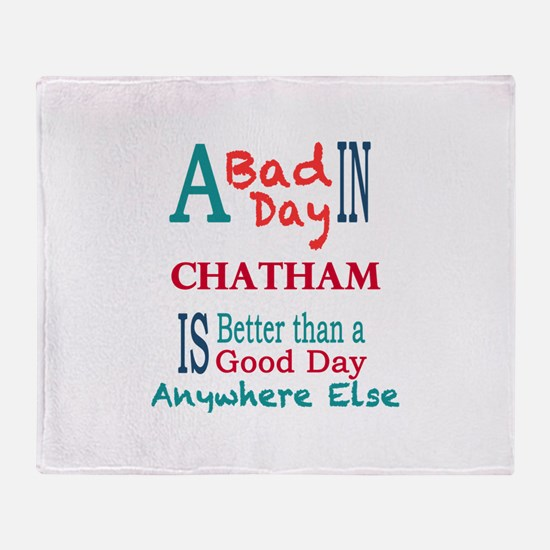 Chatham Throw Blanket