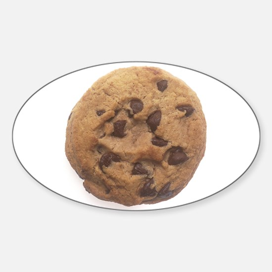 Chocolate Chip Cookie Decal