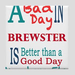 Brewster Tile Coaster