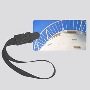 Pacific Mall Tower Large Luggage Tag