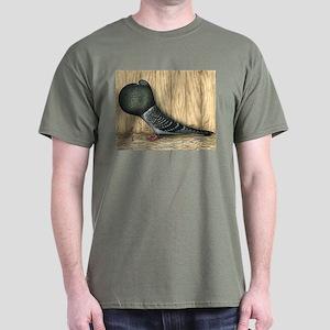 German Cropper Pigeon T-Shirt