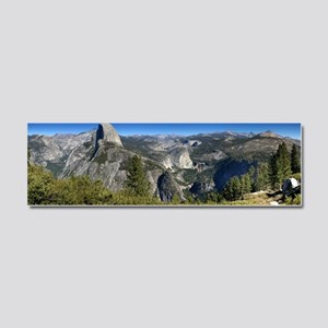 Half Dome Nevada Falls Vernal Fa Car Magnet 10 x 3
