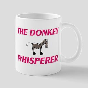 The Donkey Whisperer Mugs