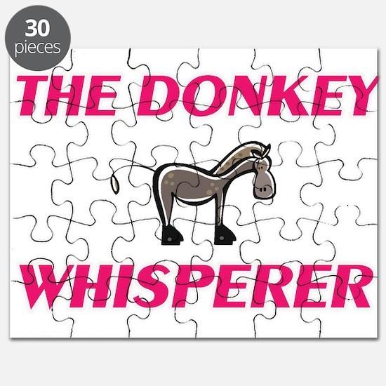 The Donkey Whisperer Puzzle