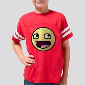 :Awesome: Youth Football Shirt