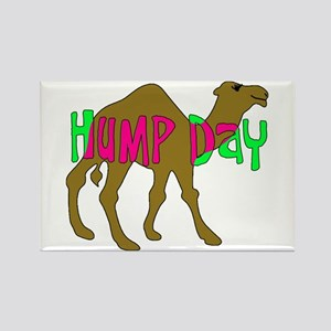 HUMP DAY with Camel Funny Wednesday Tshirt Rectang