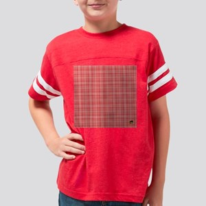 retromousepad Youth Football Shirt