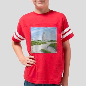 #11 square Youth Football Shirt