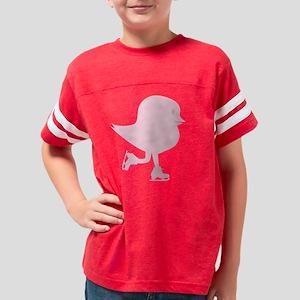 bird_skate Youth Football Shirt