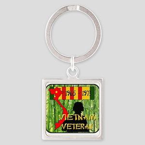 Vietnam Veteran Keychains