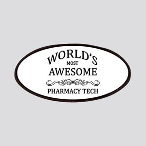 World's Most Awesome Pharmacy Tech Patches