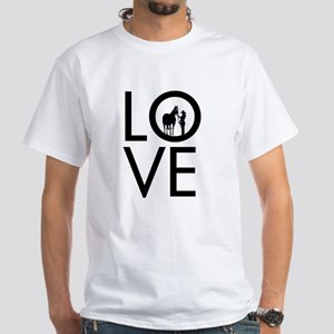 LOVE - Halter Showmanship T-Shirt
