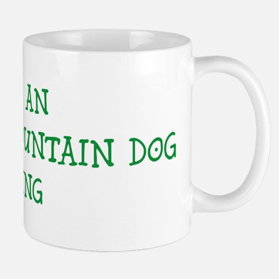Estrela Mountain Dog thing Mug