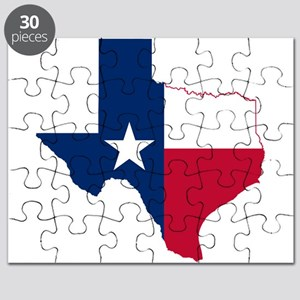 Texas Map Puzzles CafePress - Texas map puzzle