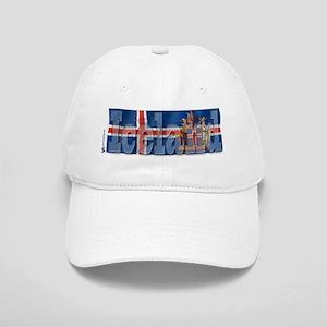Silky Flag of Iceland Cap