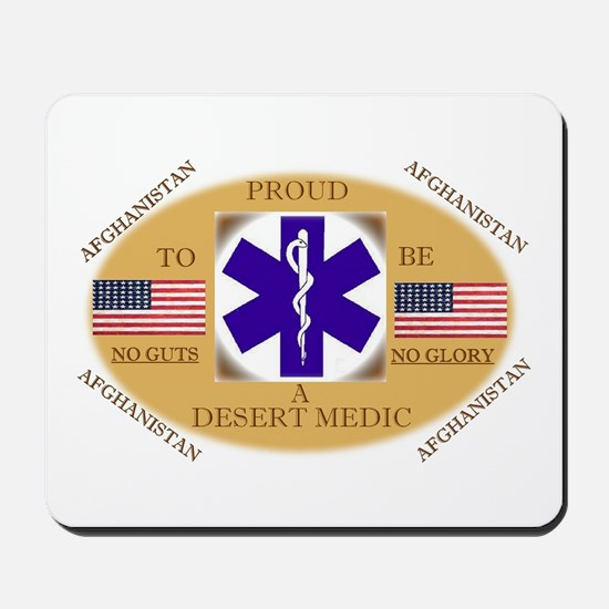 Remote Desert Medics Mousepad