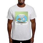 Fishbowl Relationships Light T-Shirt