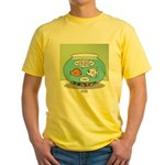 Fishbowl Relationships Yellow T-Shirt