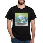 Fishbowl Relationships Dark T-Shirt