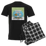 Fishbowl Relationships Men's Dark Pajamas