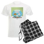 Fishbowl Relationships Men's Light Pajamas