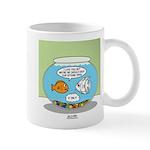 Fishbowl Relationships Mug