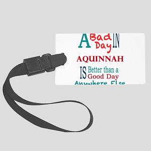 Aquinnah Luggage Tag