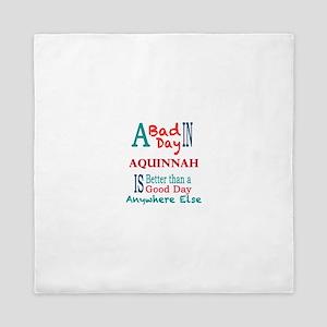 Aquinnah Queen Duvet