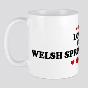 Loved: Welsh Springer Spaniel Mug