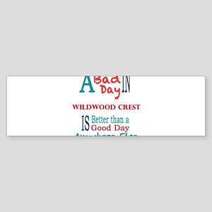 Wildwood Crest Bumper Sticker
