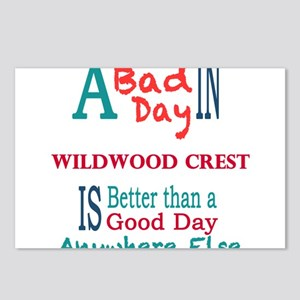 Wildwood Crest Postcards (Package of 8)
