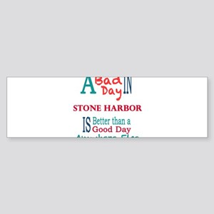 Stone Harbor Bumper Sticker